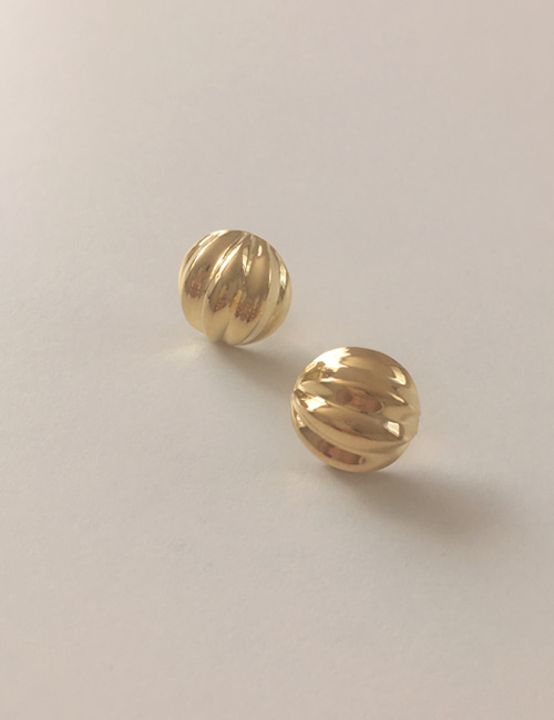 silver 925 kid ball earring[2color]